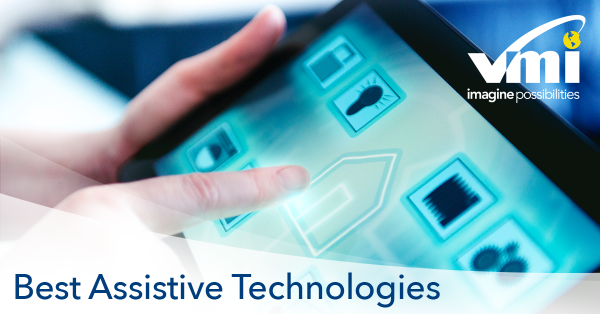 Assistive devices for people with disabilities