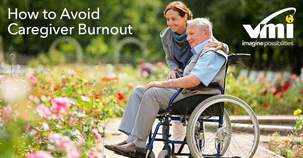 Tips on avoiding caregiver burnout with a wheelchair user