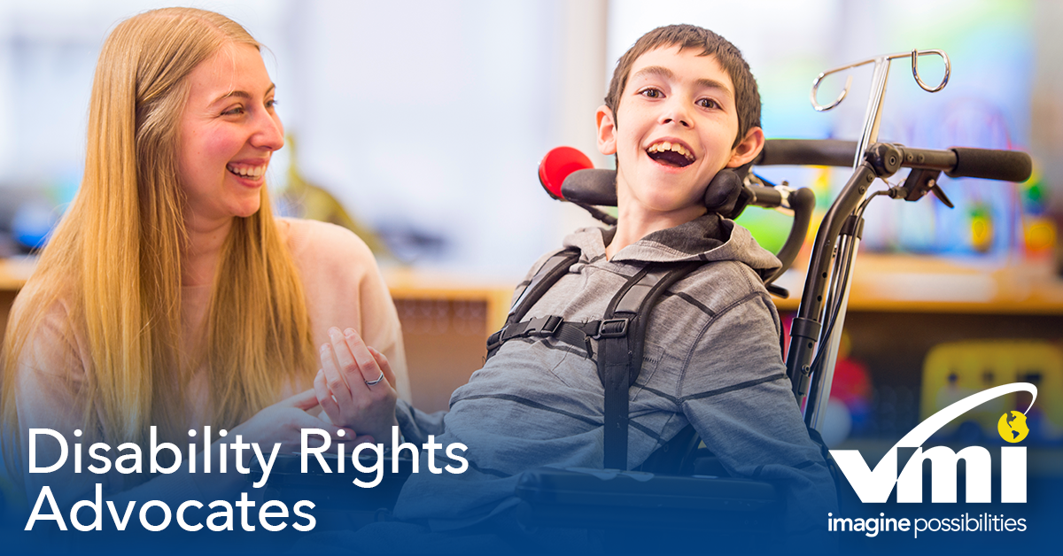 Disability rights advocates