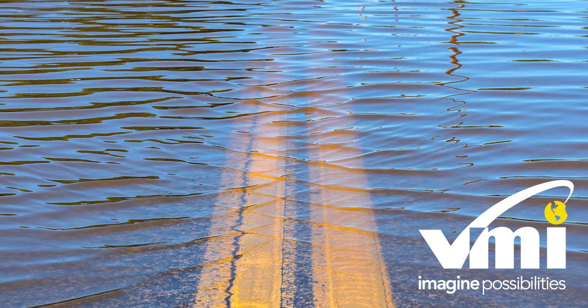 Flood safety advice