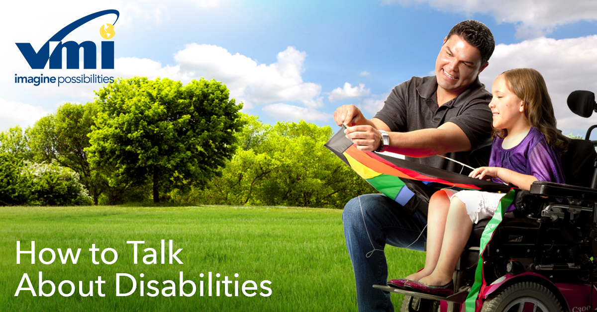 teaching kids about disability for parents