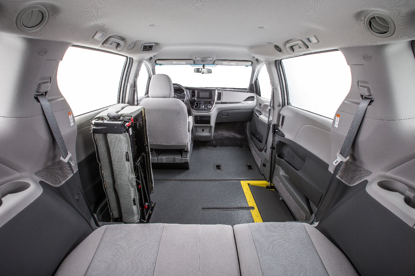 Toyota Sienna Commercial Ada Compliant Northstar E360 Minivan