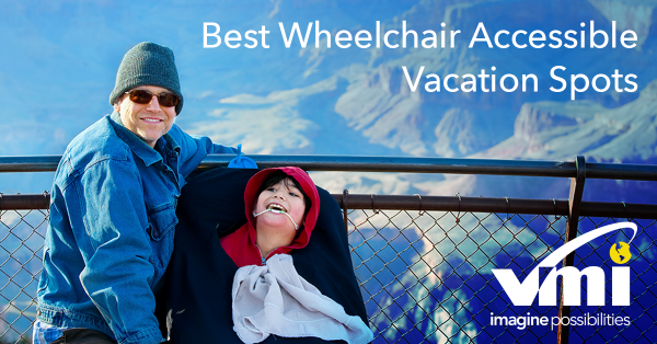 Accessible Vacation Spots