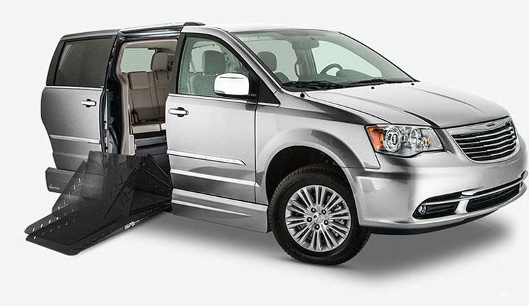 Chrysler Town & Country Summit Wheelchair Vans