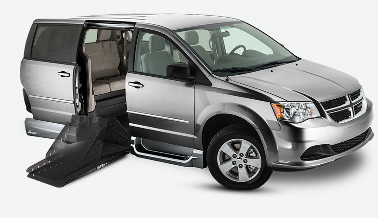 Dodge Grand Caravan Summit Conversion Van