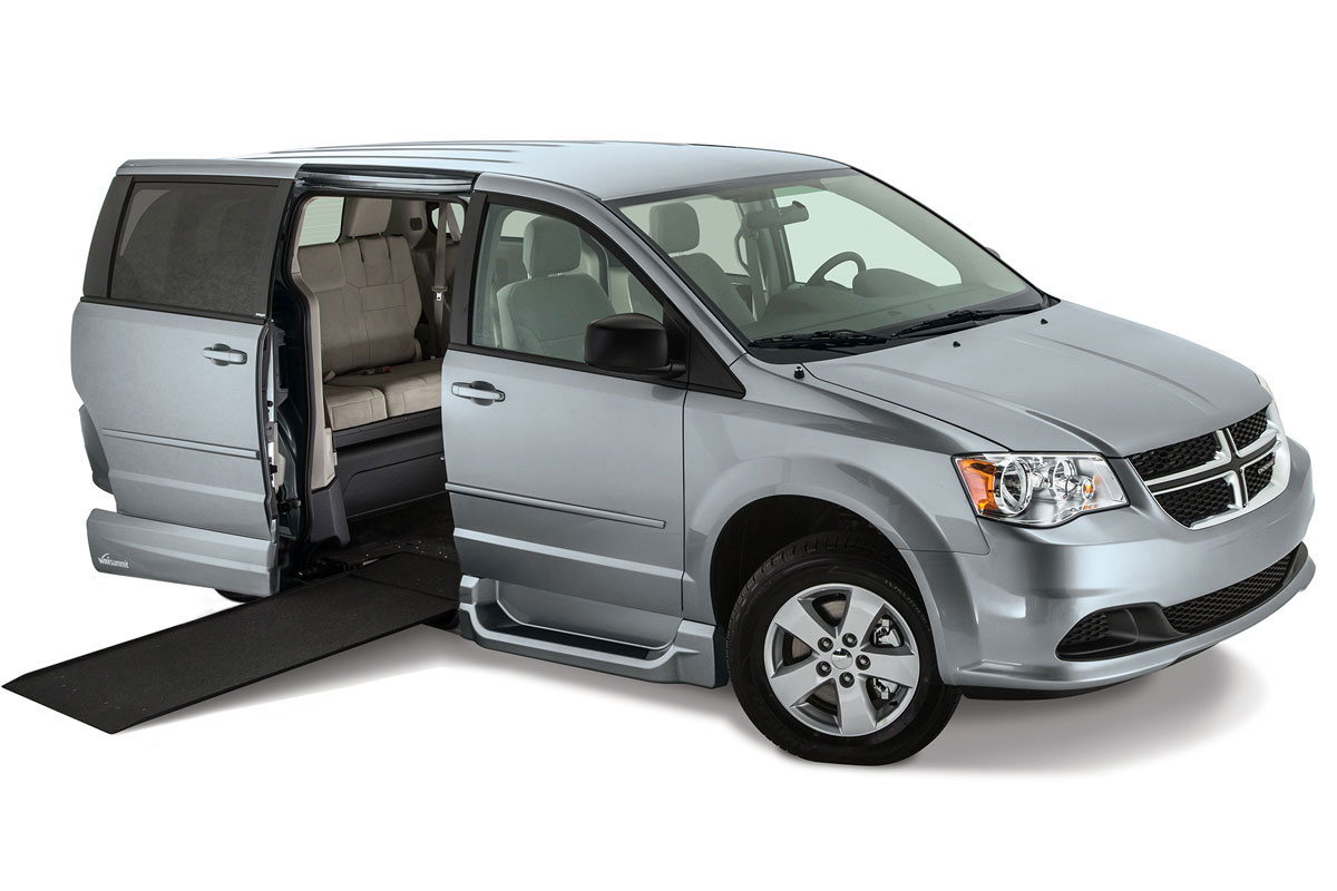Dodge Grand Caravan Northstar Wheelchair Van