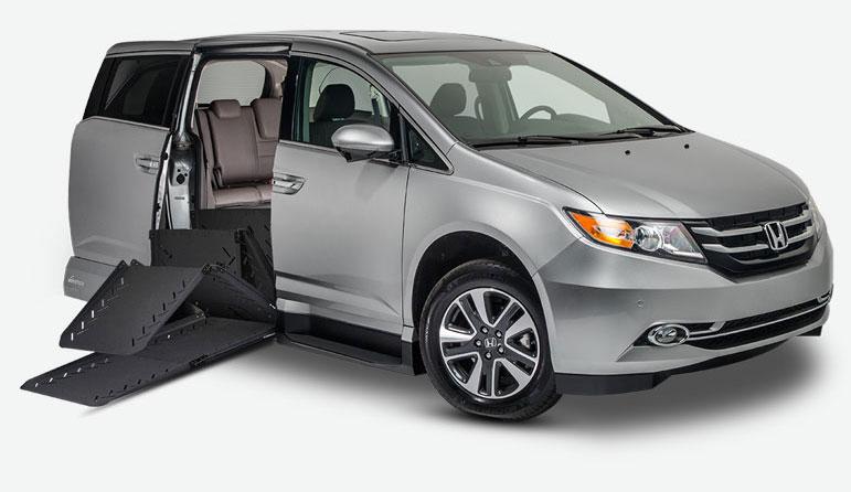 Honda Odyssey Summit Conversion Van