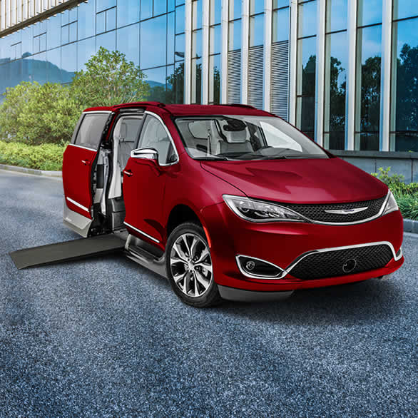 2017 VMI Chrysler Pacifica