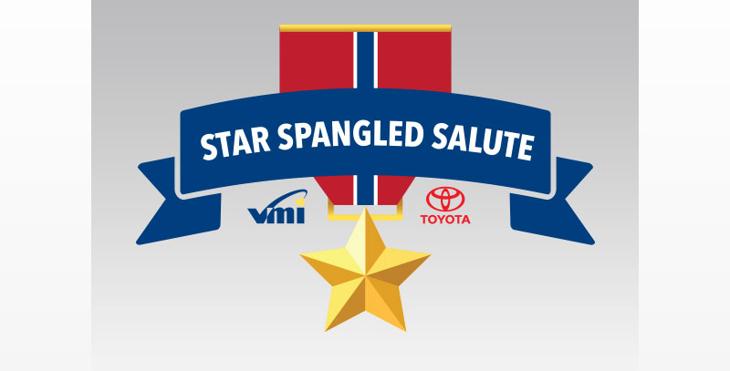 Star Spangled Salute