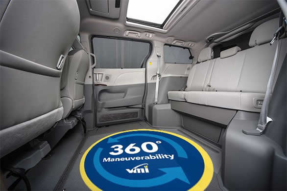 Win a Year of Wheelchair Van Payments